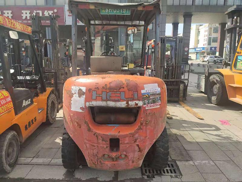 叉车5吨出租